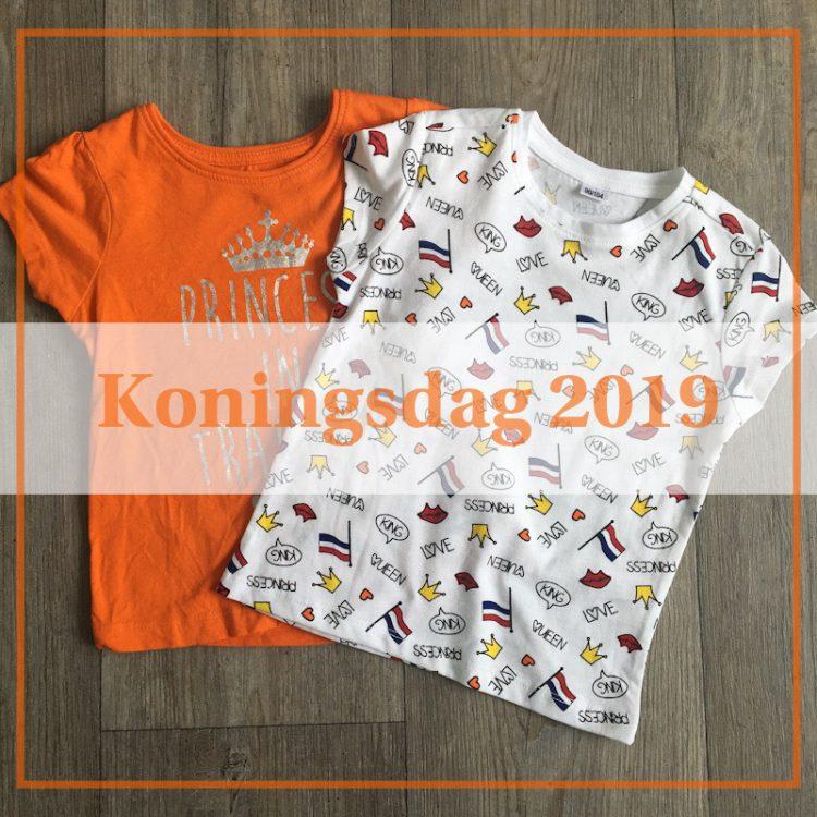 Koningsdag 2019: Wat gaan we doen?