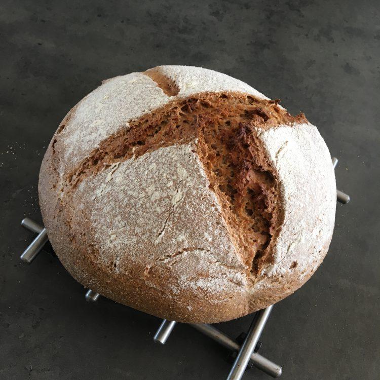 Zuurdesembrood maken: je eigen brood bakken