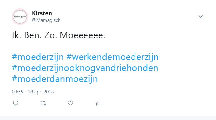 Mamagisch tweet 2