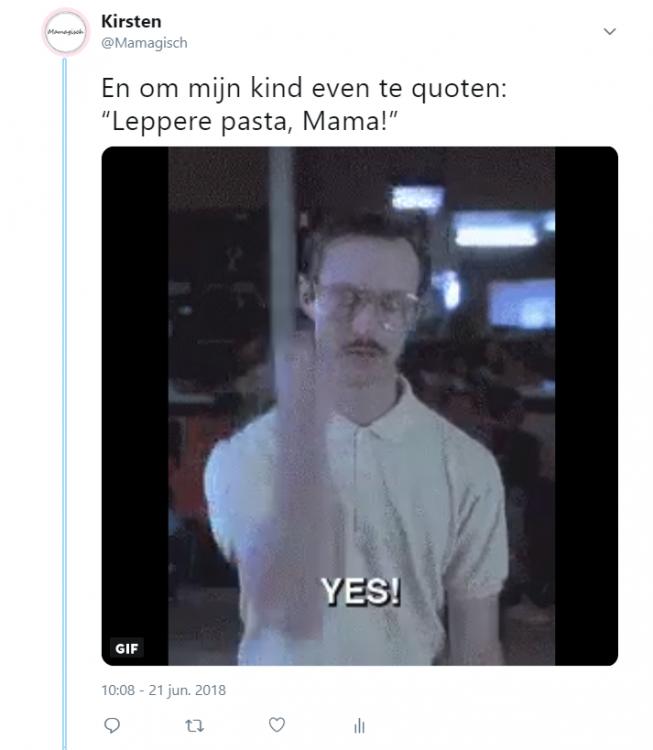 Mamagisch tweet 9