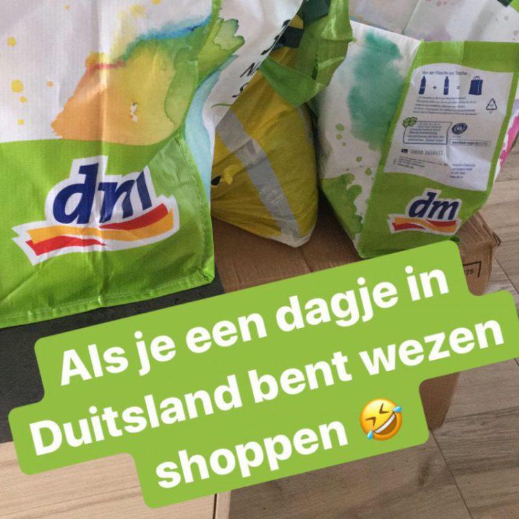 Shoplog DM Drogist Duitsland