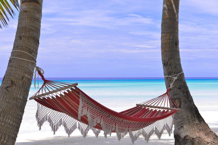 Vakantie voor moeders in 5 stappen