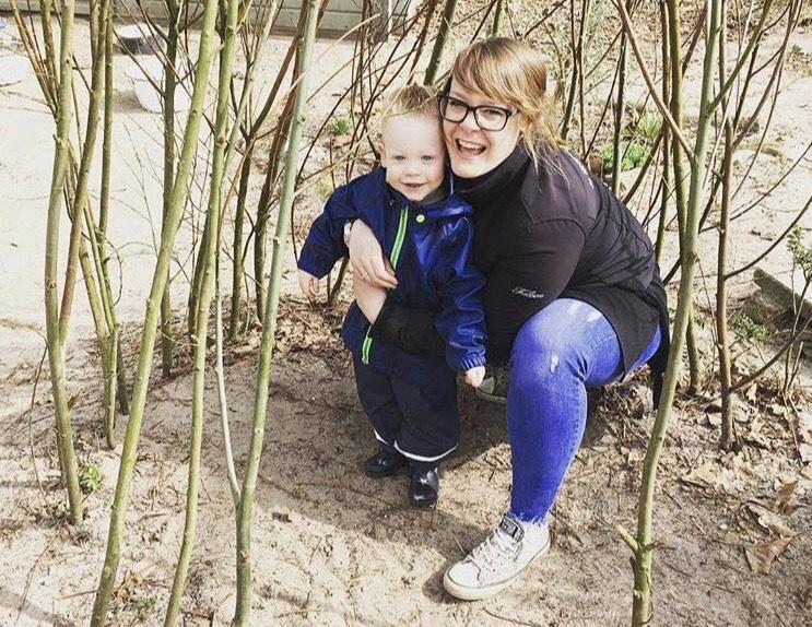Verhaal op vrijdag: Elize werkt op een groen kinderdagverblijf