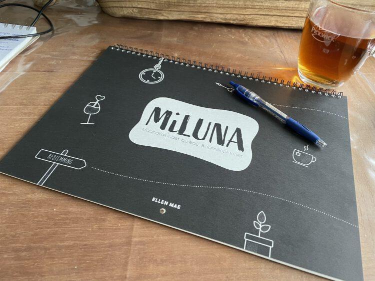 MiLUNA Familieplanner Review met vlog