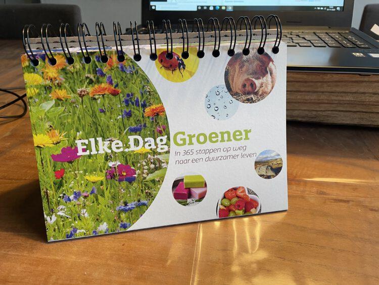 Elke Dag Groener: in 365 stappen een duurzamer leven