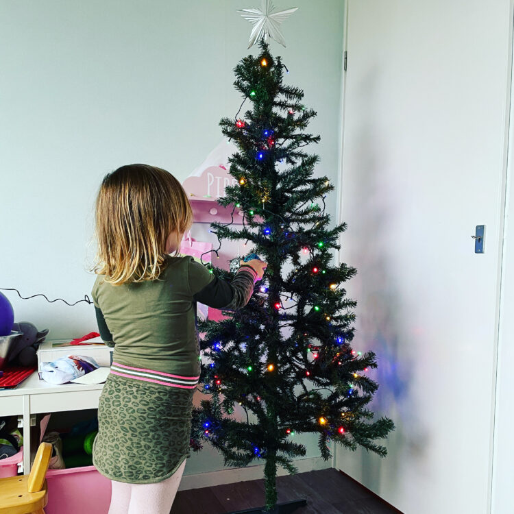 Pippa kerstboom