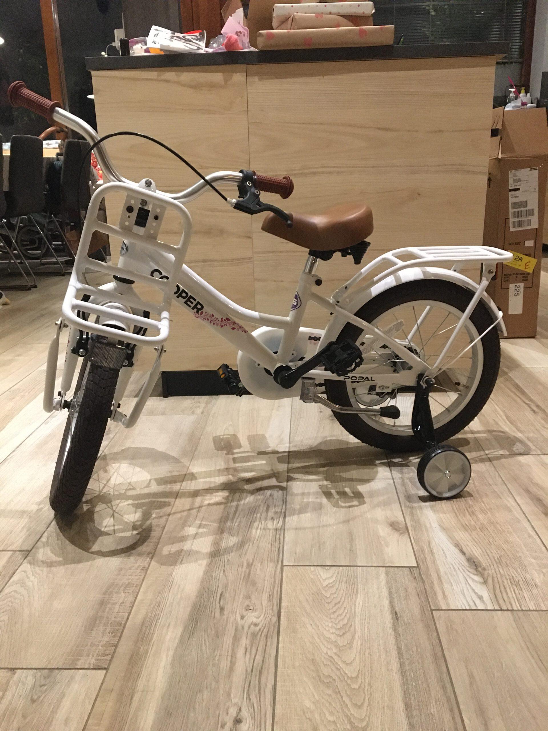 Pippa verjaardag fiets