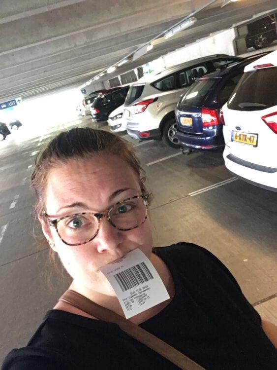 parkeren ziekenhuis