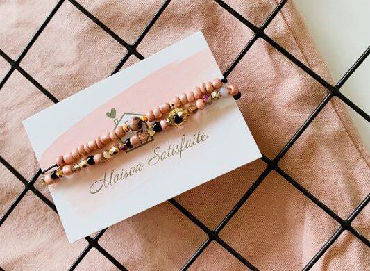 Win een armband van Maison Satisfaite [winweek 2020 dag 4]