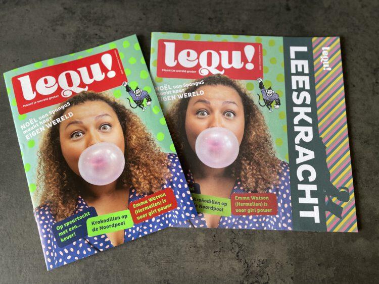 Lequ maakt lezen leuk! (review)