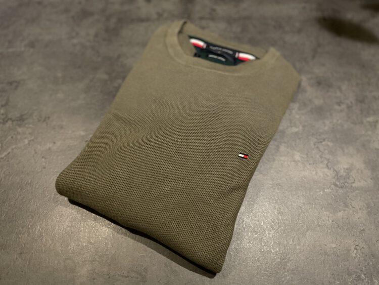 Geshopt voor Sebas: warme trui
