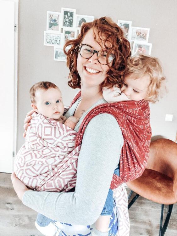 Verhaal op vrijdag: Kristel over de voordelen van jong moeder worden