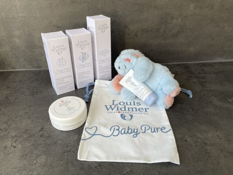 Louis Widmer Baby Pure Review + winactie