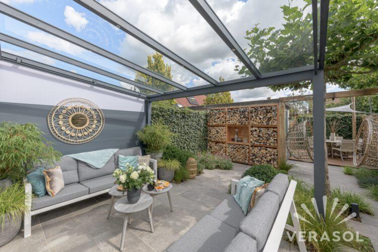 Plannen voor onze tuin: een terrasoverkapping