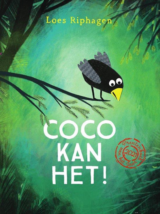 Coco kan het boekcover.